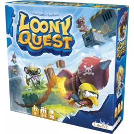 Asmodee Libellud - Loony Quest