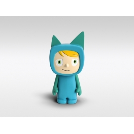 Tonies® - Hörfigur - Kreativ-Tonie blau - Die Hörfigur zum Selbstbespielen - L