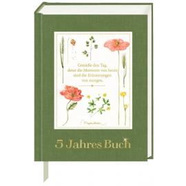 Chronik - 5 JahresBuch (Marjolein Bastin