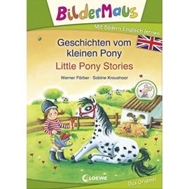 Bildermaus - Mit Bildern Englisch lernen - Geschichten vom kleinen Pony - Litt