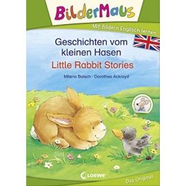 Bildermaus - Mit Bildern Englisch lernen - Geschichten vom kleinen Hasen - Lit