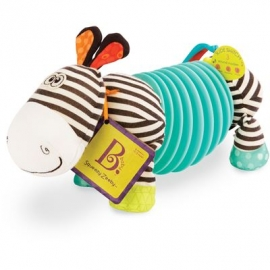 HCM Kinzel - B.Toys - Soft Accordion Zebra