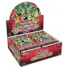 Konami of Europe - Yu-Gi-Oh - Extreme Force Booster DE