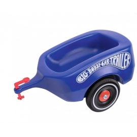 BIG - Bobby-Car-Trailer Royalblau