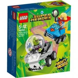 LEGO® DC Universe Super Heroes - 76094 Mighty Micros: Supergirl vs. Brainiac