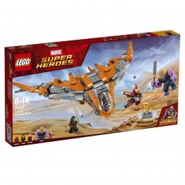 LEGO® Marvel Super Heroes - 76107 Thanos - Das ultimative Gefecht