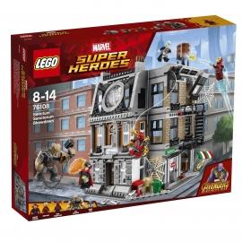 LEGO® Marvel Super Heroes - 76108 Sanctum Sanctorum – Der Showdown