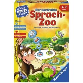 Ravensburger Spiel - Der verdrehte Sprach-Zoo
