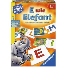 Ravensburger Spiel - E wie Elefant