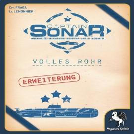 Pegasus - Captain Sonar: Volles Rohr, Erweiterung