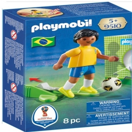 Playmobil® 9510 - Nationalspieler Brasilien