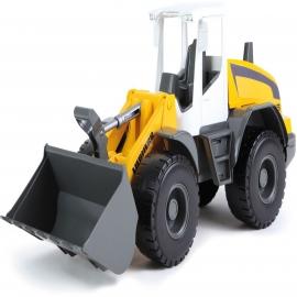 Lena - Fahrzeuge - Worxx Radlader Modell Liebherr L538 Litronic, Schauk.