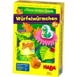 HABA® - Meine ersten Spiele - Würfelwürmchen