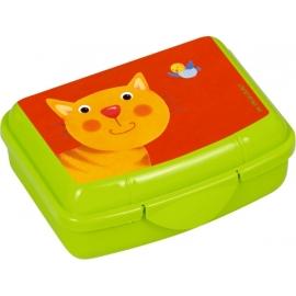 Mini-Snackbox Katze  Freche Rasselbande