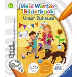 Ravensburger Buch - tiptoi - Mein Wörter-Bilderbuch: Unser Zuhause