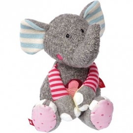 sigikid - Patchwork Sweety - Elefant