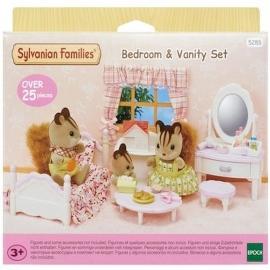 Sylvanian Families - Schlafzimmer- und Schmink-Set