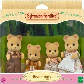 Sylvanian Families - Bären Familie Pelzig