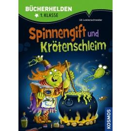 KOSMOS - Bücherhelden - Spinnengift und Krötenschleim