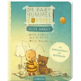arsEdition Die Baby Hummel Bommel, Gute Nacht
