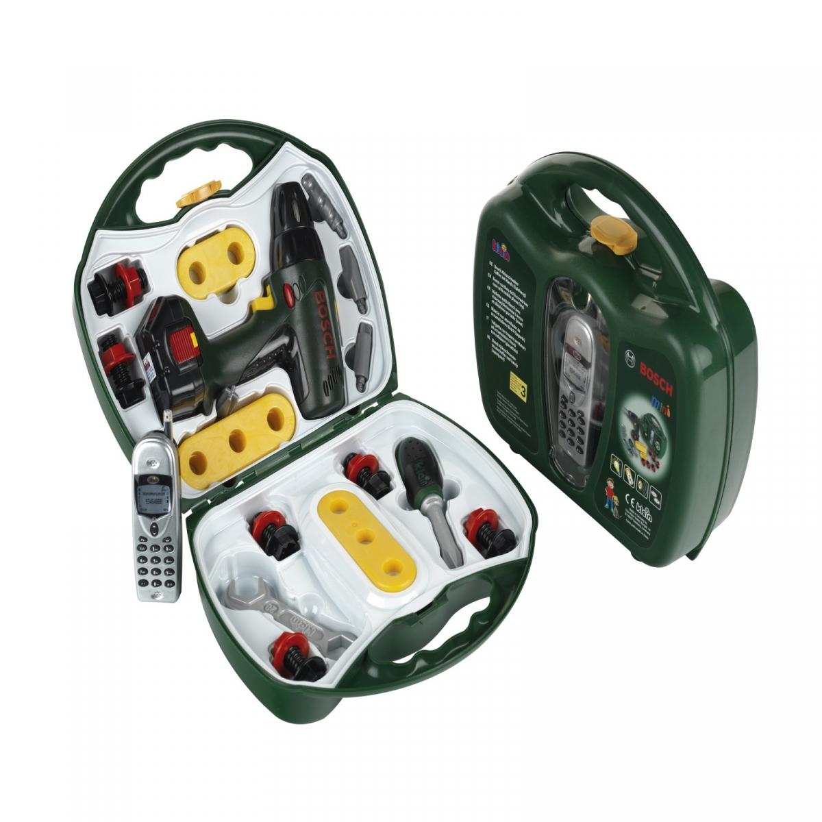 mukk® spielwaren münster - klein, theo - bosch akkuschrauber koffer