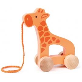 Hape - Nachzieh-Giraffe