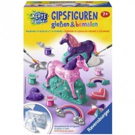 Ravensburger Spiel - Gipsfiguren gießen - Fantasy Horse