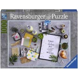 Ravensburger Puzzle - Start living your dream, 1000 Teile