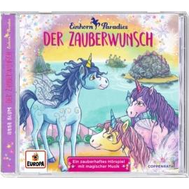 CD Hörspiel: Einhorn-Paradies (Bd. 1) -