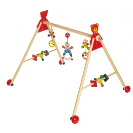 GoKi Baby-Fit, Greif-, Spieltraine
