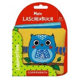 Coppenrath Verlag - Mein Laschenbuch -  Lieblingstiere