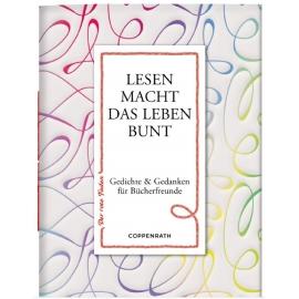 Coppenrath Verlag - Der rote Faden No. 122 - Lesen macht das Leben bunt