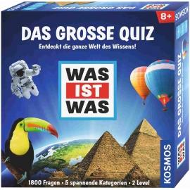 KOSMOS - Was ist was - Das große Quiz