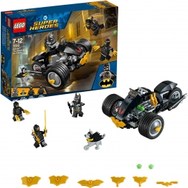 LEGO DC Comics Super Heroes - 76110 Batman - Attacke der Talons