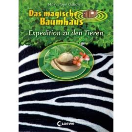 Das magische Baumhaus - Expedition zu den Tieren