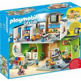 PLAYMOBIL 9453 - City Life - Große Schule mit Einrichtung