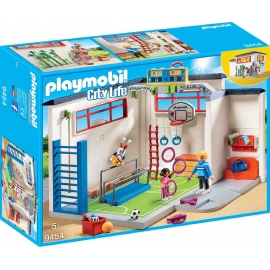PLAYMOBIL 9454 - City Life - Turnhalle