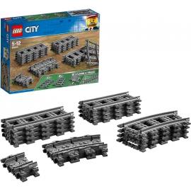 LEGO City Trains - 60205 Schienen