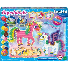 Aquabeads - Zauberhaftes Einhorn Set