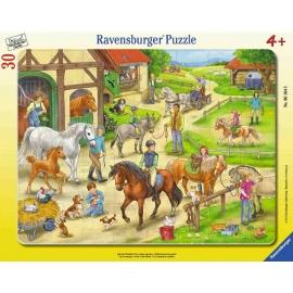 Ravensburger Spiel - Bauernhof, 30 Teile