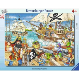Ravensburger Spiel - Piraten Szene, 36 Teile