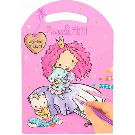 Depesche - Princess Mimi - Malbuch Tasche