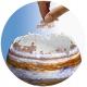 Ravensburger Spiel - 3D puzzleball - Planetenbox 27/54/72/108 Teile