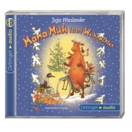 Wieslander, Mama Muh Weihnachten CD
