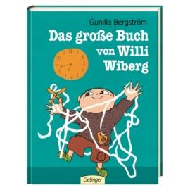 Bergström, Große Buch Willi Wiberg