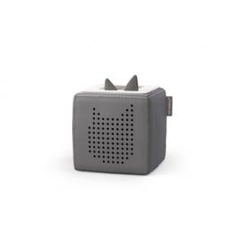 Tonies® - Starterset - Toniebox Anthrazit mit Kreativ-Tonie - Der Einstieg in das neue Hör- und Spie