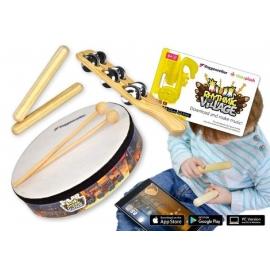 Voggenreiter - Rhythmic Village Percussion-Set