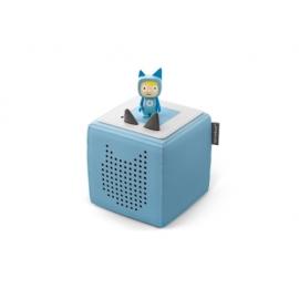 Tonies® - Starterset - Toniebox Hellblau mit Kreativ-Tonie - Der Einstieg in das neue Hör- und Spiel