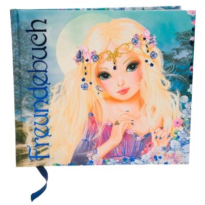 Depesche - Fantasy Model Freundebuch Motiv 2
