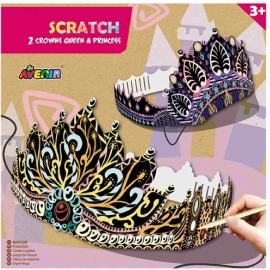 Avenir - Scratch Crowns Queens